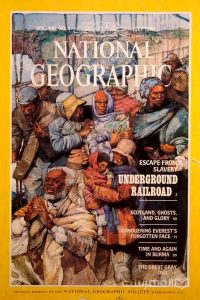 NATIONAL GEOGRAPHIC Vol. 166No.1