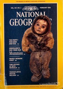 NATIONAL GEOGRAPHIC Vol. 167 No.2