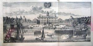 کاخ و کشتی؛ نقاشی اروپایی